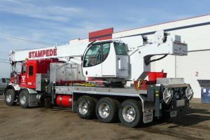 boom truck Calgary