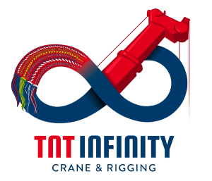 Tnt Infinity Crane & Rigging Logo