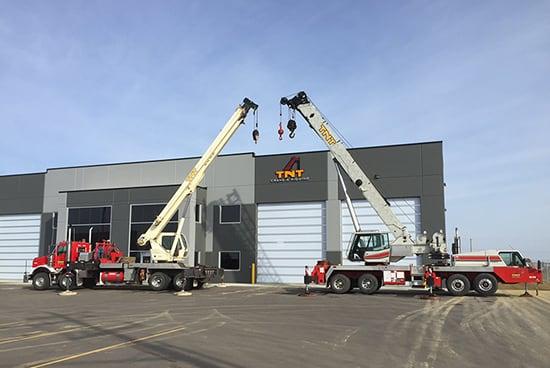 Tnt Crane office - Tnt Crane & Rigging