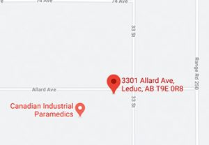 EDMONTON Address - Tnt Crane & Rigging